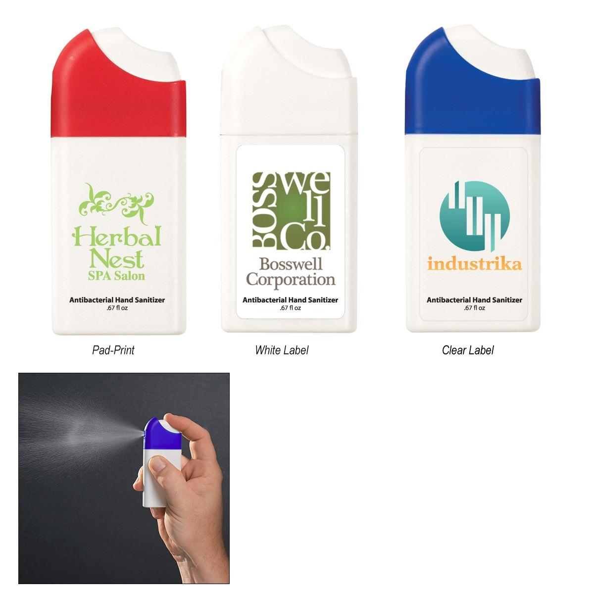 Misting Hand Sanitizer